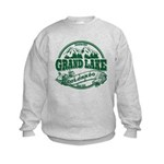 Grand Lake Old Circle Kids Sweatshirt
