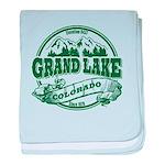 Grand Lake Old Circle baby blanket
