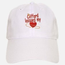 Clifford Lassoed My Heart Baseball Baseball Cap