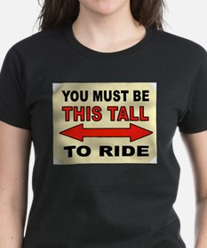 TALL ENOUGH Tee