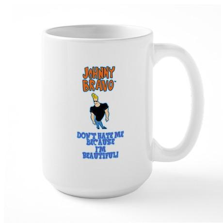 Beautiful Johnny Large Mug