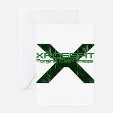 XrossFit Greeting Cards (Pk of 10)