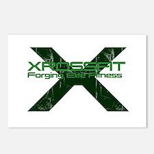 XrossFit Postcards (Package of 8)