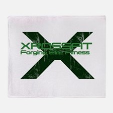 XrossFit Throw Blanket