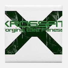 XrossFit Tile Coaster