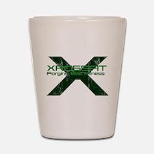 XrossFit Shot Glass