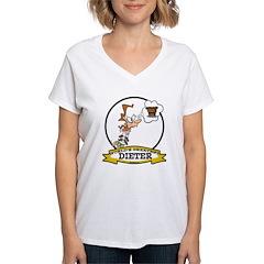 WORLDS GREATEST DIETER FEMALE Shirt