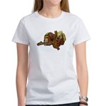 Old Western Saddle Women's T-Shirt