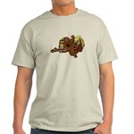 Old Western Saddle Light T-Shirt