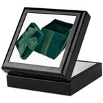 Open Velvet Gift Box Keepsake Box