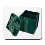 Open Velvet Gift Box Mousepad