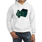 Open Velvet Gift Box Hooded Sweatshirt