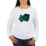 Open Velvet Gift Box Women's Long Sleeve T-Shirt