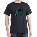 Open Velvet Gift Box Dark T-Shirt