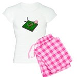 Rose Colored Glasses on the G Women's Light Pajama