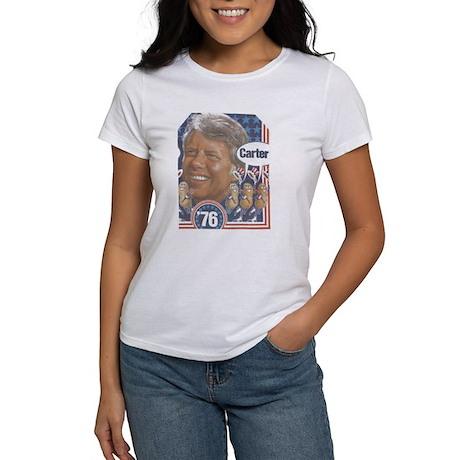 Carter '76 Women's T-Shirt