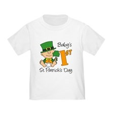 Baby's First St Patricks Day T