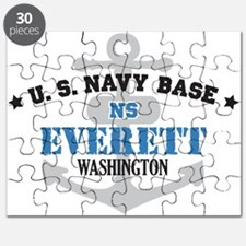 US Navy Everett Base Puzzle