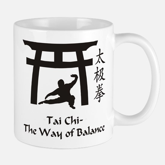 Phil Tai Chi The Way of Balance 2011 (3) Mugs