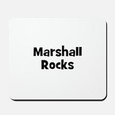 Marshall Rocks Mousepad