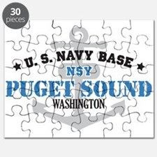 US Navy Puget Sound Base Puzzle