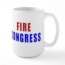 Fire Congress mug, large