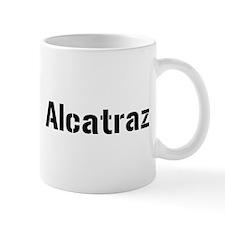 alcatraz Small Mug