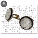 Set of Cuff Links Puzzle