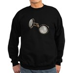 Set of Cuff Links Sweatshirt (dark)