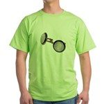 Set of Cuff Links Green T-Shirt