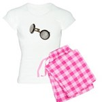 Set of Cuff Links Women's Light Pajamas