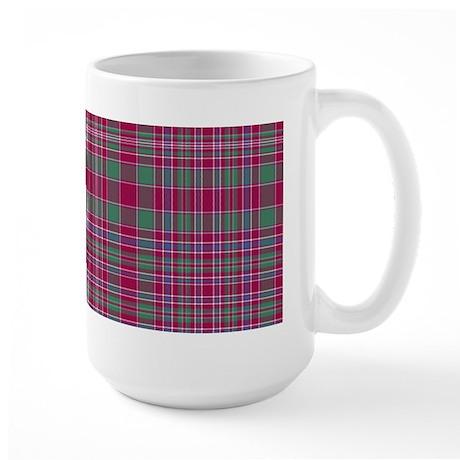 Tartan - MacAlister Large Mug
