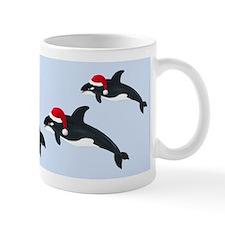 Killer Whale - Christmas Mug