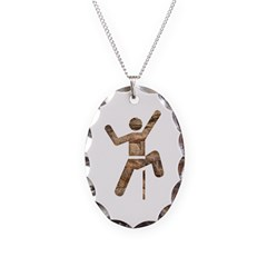 Rock Climber Necklace
