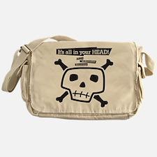 Cool Chiari malformation Messenger Bag
