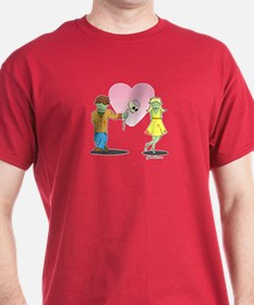 Young Zombie Love T-Shirt