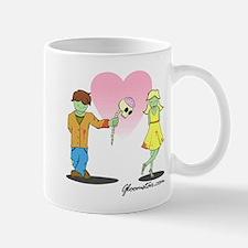 Young Zombie Love Mug