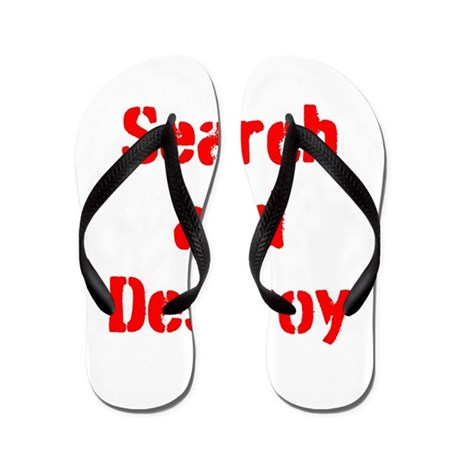 Search and Destroy Flip Flops