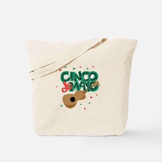 Cute May 5th Tote Bag