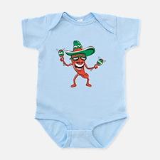 Cool Celebrate cinco de mayo Infant Bodysuit