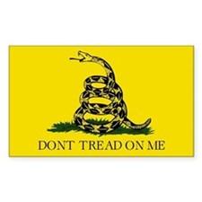 Don't Tread on Me Decal