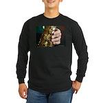 Stan Getz Playing Long Sleeve Dark T-Shirt