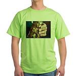 Stan Getz Playing Green T-Shirt