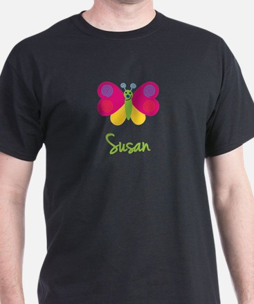 Susan The Butterfly T-Shirt