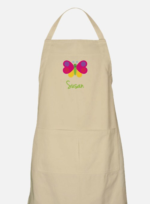 Susan The Butterfly Apron