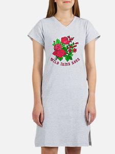 Wild Irish Rose Women's Nightshirt