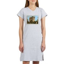 Cute Philatelic Women's Nightshirt