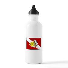 dive fish Water Bottle
