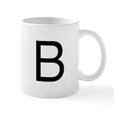 The Letter B Mug