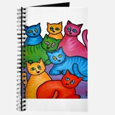 One Cat Two Cat Journal